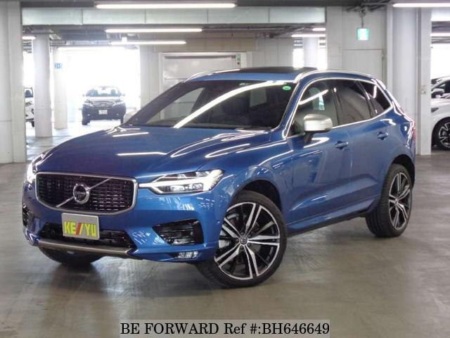 Used 2018 VOLVO XC60 BH646649 for Sale