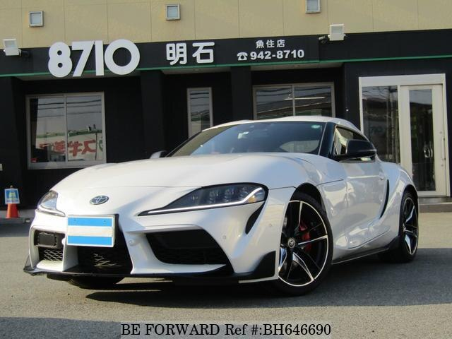 Used 2020 TOYOTA SUPRA BH646690 for Sale