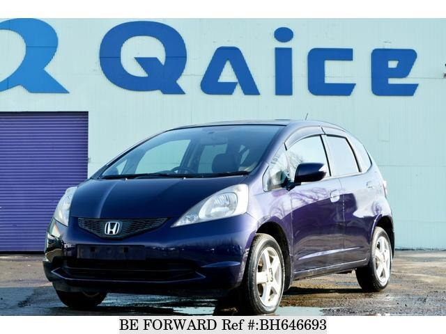 Used 2007 HONDA FIT BH646693 for Sale