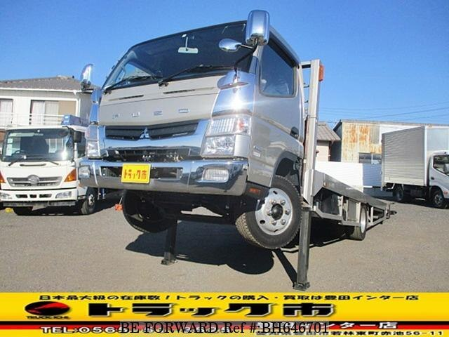 Used 2015 MITSUBISHI CANTER BH646701 for Sale