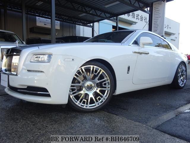 Used 2014 ROLLS-ROYCE ROLLS-ROYCE OTHERS BH646709 for Sale