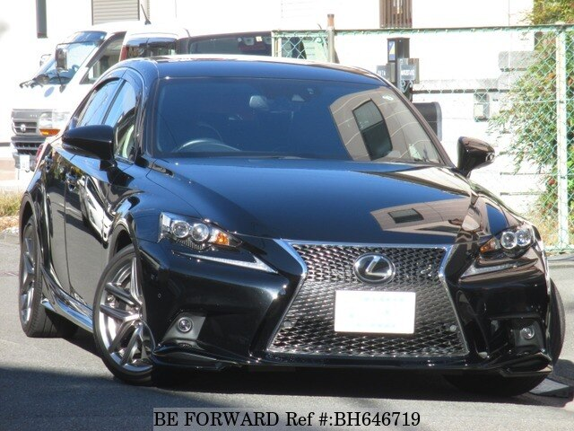Used 2016 LEXUS IS BH646719 for Sale