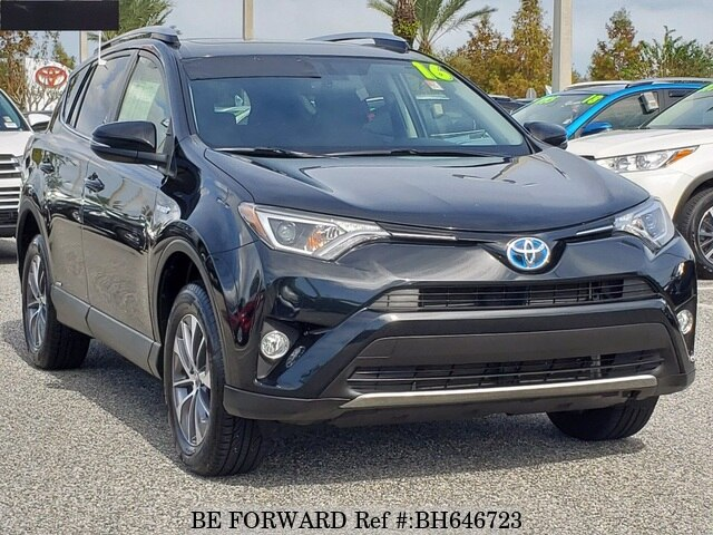 Used 2016 TOYOTA RAV4 BH646723 for Sale