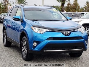 Used 2018 TOYOTA RAV4 BH646726 for Sale