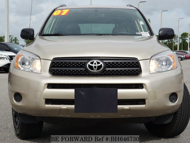 Used 2007 TOYOTA RAV4 BH646730 for Sale