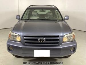 Used 2007 TOYOTA HIGHLANDER BH646735 for Sale