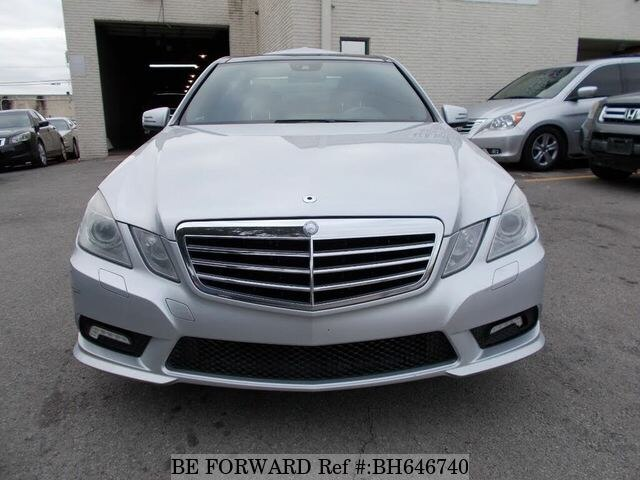 Used 2010 MERCEDES-BENZ E-CLASS BH646740 for Sale