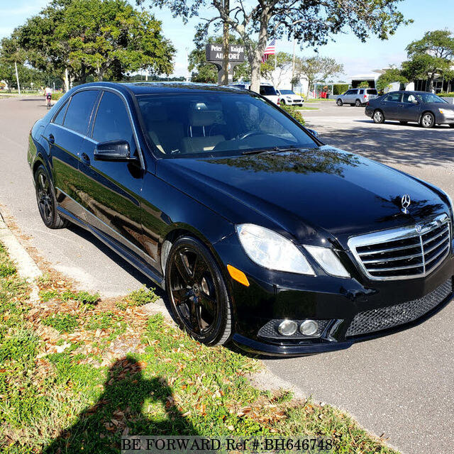 Used 2010 MERCEDES-BENZ E-CLASS BH646748 for Sale
