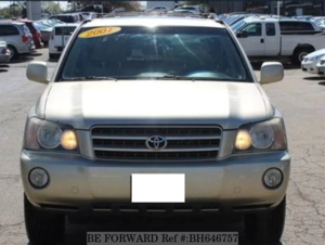 Used 2001 TOYOTA HIGHLANDER BH646757 for Sale