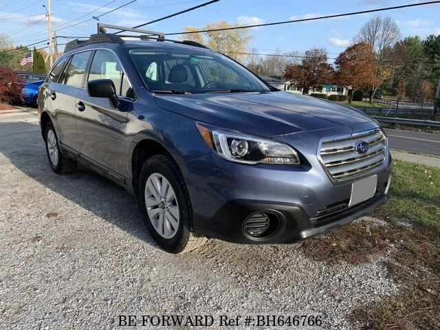 Used 2017 SUBARU OUTBACK BH646766 for Sale