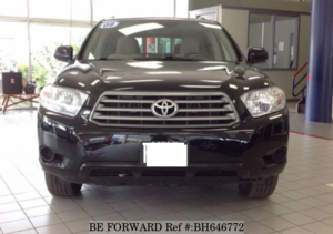 Used 2009 TOYOTA HIGHLANDER BH646772 for Sale