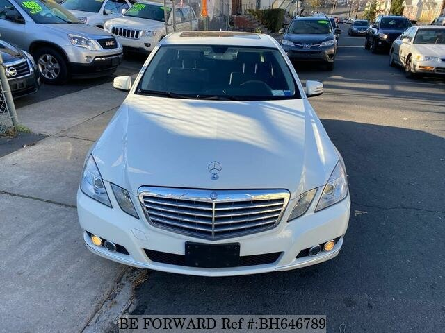 Used 2011 MERCEDES-BENZ E-CLASS BH646789 for Sale