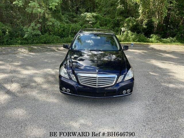 Used 2011 MERCEDES-BENZ E-CLASS BH646790 for Sale