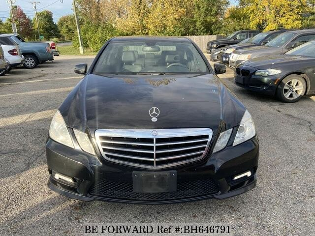 Used 2011 MERCEDES-BENZ E-CLASS BH646791 for Sale