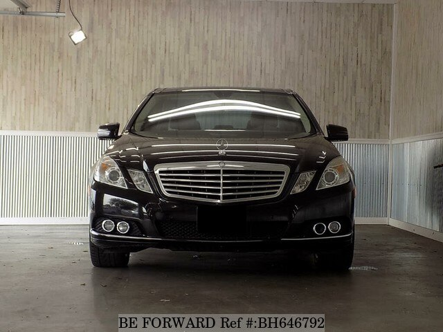 Used 2011 MERCEDES-BENZ E-CLASS BH646792 for Sale