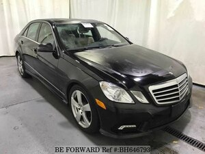 Used 2011 MERCEDES-BENZ E-CLASS BH646793 for Sale