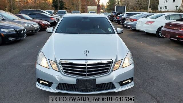 Used 2011 MERCEDES-BENZ E-CLASS BH646796 for Sale