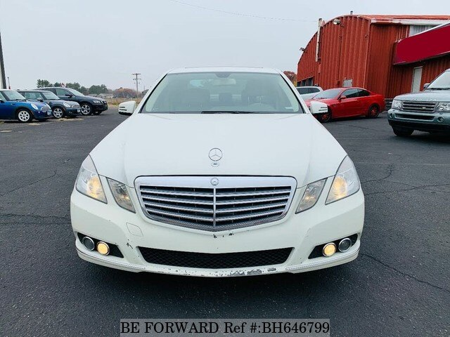 Used 2011 MERCEDES-BENZ E-CLASS BH646799 for Sale