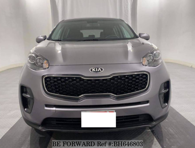 Used 2017 KIA SPORTAGE BH646803 for Sale
