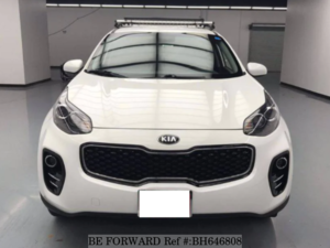 Used 2019 KIA SPORTAGE BH646808 for Sale