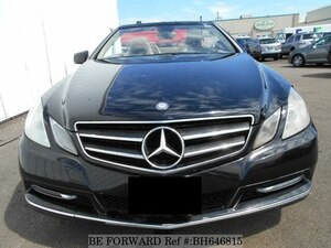 Used 2012 MERCEDES-BENZ E-CLASS BH646815 for Sale