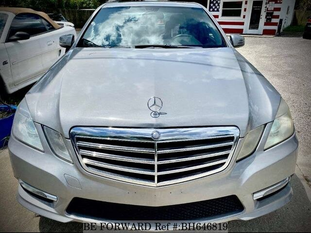 Used 2012 MERCEDES-BENZ E-CLASS BH646819 for Sale