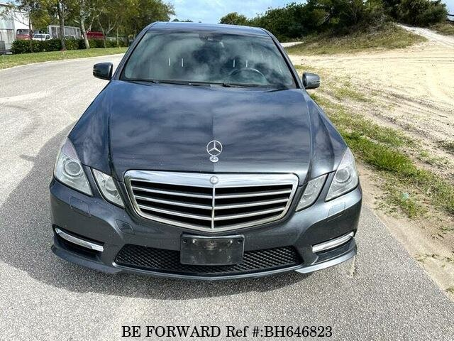 Used 2012 MERCEDES-BENZ E-CLASS BH646823 for Sale