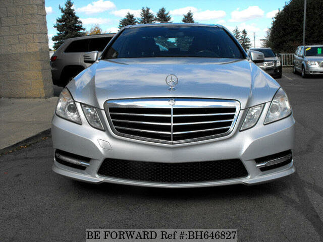 Used 2013 MERCEDES-BENZ E-CLASS BH646827 for Sale