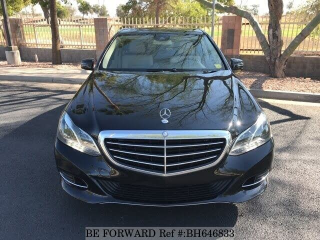 Used 2014 MERCEDES-BENZ E-CLASS BH646833 for Sale