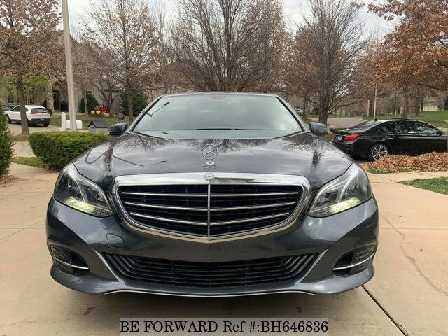 Used 2014 MERCEDES-BENZ E-CLASS BH646836 for Sale