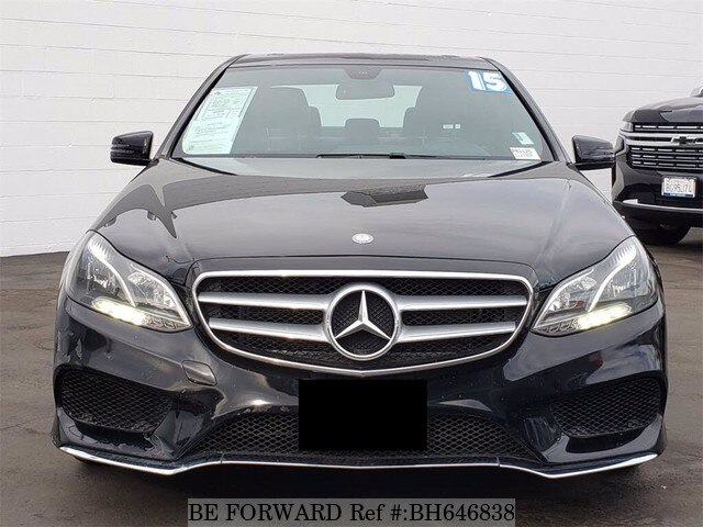 Used 2015 MERCEDES-BENZ E-CLASS BH646838 for Sale