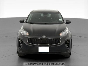 Used 2018 KIA SPORTAGE BH646845 for Sale