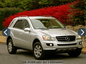 Used 2007 MERCEDES-BENZ M-CLASS BH646869 for Sale