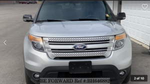 Used 2014 FORD EXPLORER BH646882 for Sale