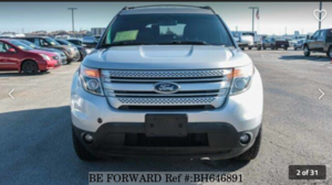 Used 2014 FORD EXPLORER BH646891 for Sale
