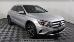 Used 2016 MERCEDES-BENZ GLA-CLASS BH646897 for Sale