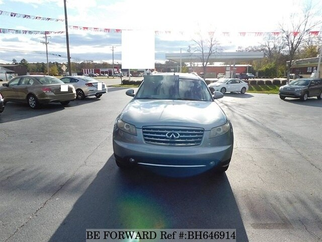 Used 2006 INFINITI INFINITI OTHERS BH646914 for Sale