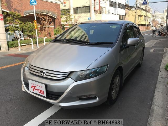 Used 2009 HONDA INSIGHT BH646931 for Sale