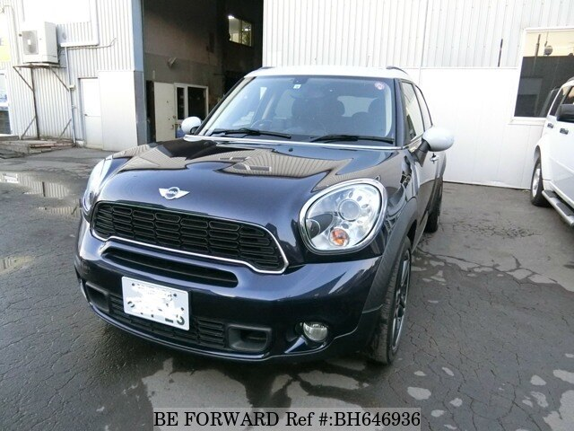 Used 2012 BMW MINI BH646936 for Sale