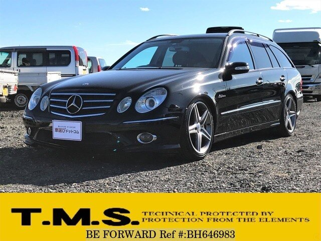 Used 2006 MERCEDES-BENZ E-CLASS BH646983 for Sale