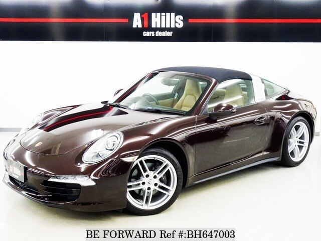 Used 2015 PORSCHE 911 BH647003 for Sale