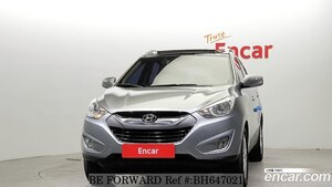 Used 2011 HYUNDAI TUCSON BH647021 for Sale