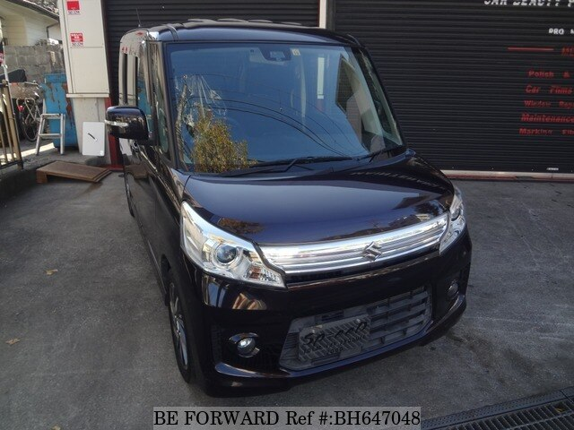 Used 2015 SUZUKI SPACIA BH647048 for Sale