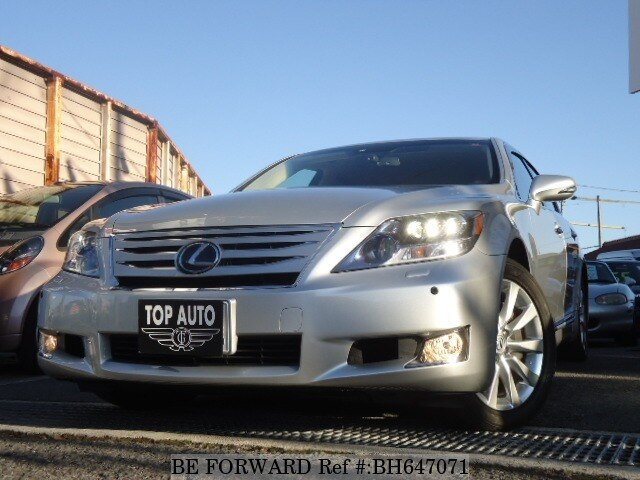 Used 2010 LEXUS LS BH647071 for Sale