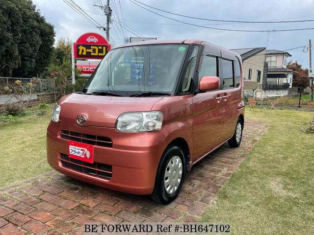 Used 2008 DAIHATSU TANTO BH647102 for Sale