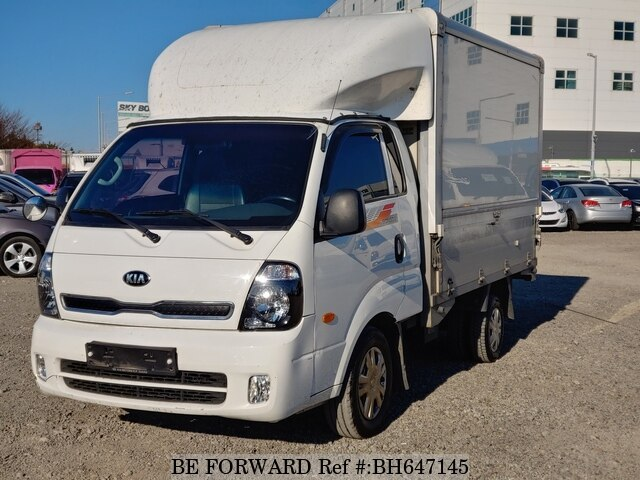 Used 2017 KIA BONGO BH647145 for Sale