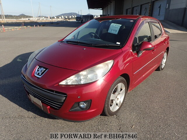 Used 2009 PEUGEOT 207 BH647846 for Sale