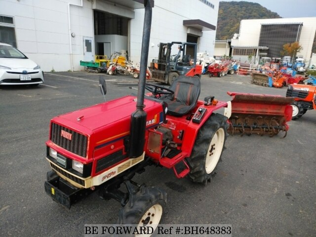 Used 1986 YANMAR F17D BH648383 for Sale