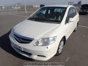 Used 2006 HONDA FIT ARIA BH647730 for Sale