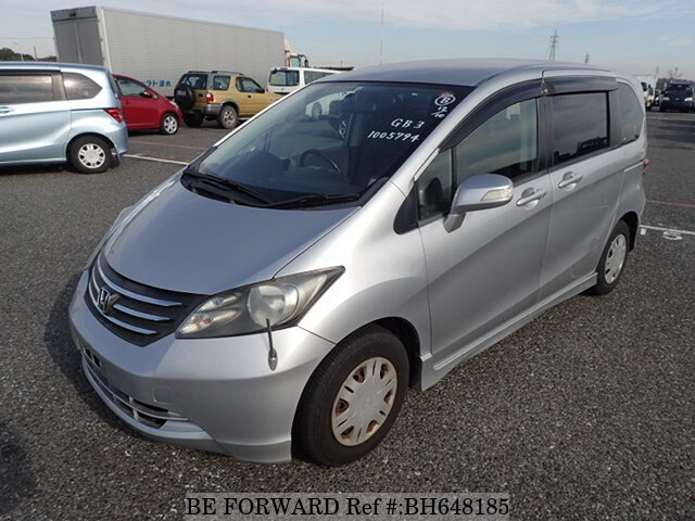 Used 2008 HONDA FREED BH648185 for Sale